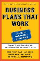Business Plans that Work: A Guide for Small Business 2/E (Paperback)