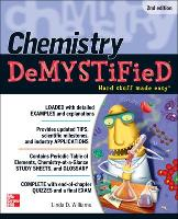Chemistry DeMYSTiFieD, Second Edition - Demystified (Paperback)
