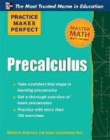Practice Makes Perfect Precalculus - Practice Makes Perfect Series (Paperback)