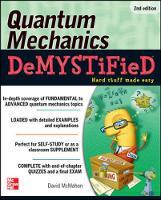 Quantum Mechanics Demystified - Demystified (Paperback)