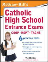 McGraw-Hill's Catholic High School Entrance Exams (Paperback)