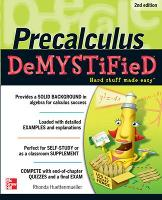Pre-calculus Demystified, Second Edition - Demystified (Paperback)