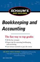 Schaum's Easy Outline of Bookkeeping and Accounting, Revised Edition (Paperback)