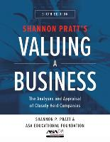 Valuing Small Businesses (Hardback)