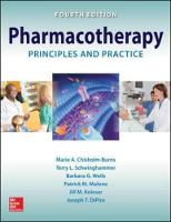 Pharmacotherapy Principles and Practice, Fourth Edition (Hardback)