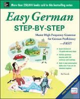 Easy German Step-by-Step - Easy Step-by-Step Series (Paperback)