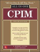 CPIM All-In-One Exam Guide (Hardback)