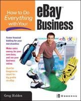 How to Do Everything with Your eBay Business - How to Do Everything (Paperback)