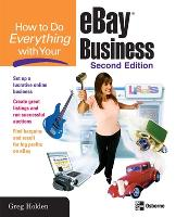How to Do Everything with Your eBay Business, Second Edition - How to Do Everything (Paperback)