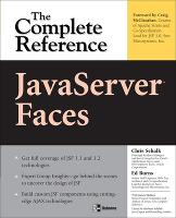 JavaServer Faces: The Complete Reference (Paperback)