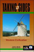 Taking Sides: Clashing Views on Controversial Issues in Western Civilization (Paperback)