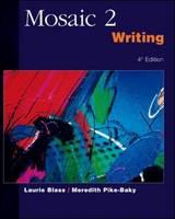 Mosaic Writing: Student Book Bk. 2 (Paperback)