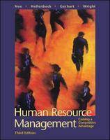 Human Resource Management: AND PowerWeb (Hardback)