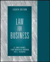 Learning Aid: Law of Business (Hardback)