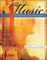 Music in Theory and Practice Volume 1 (Spiral bound)