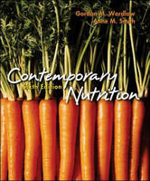 Contemporary Nutrition with Dietary Guidelines Card (Paperback)