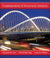 Fundamentals of Structural Analysis (Hardback)