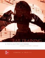 Ear Training, Revised (Spiral bound)