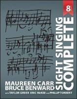 Sight Singing Complete (Spiral bound)