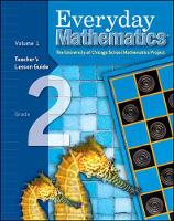 Everyday Mathematics, Grade 2, Teacher's Lesson Guide Volume 1 - EVERYDAY MATH (Paperback)
