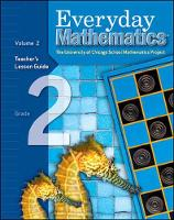 Everyday Mathematics, Grade 2, Teacher's Lesson Guide Volume 2 - EVERYDAY MATH (Paperback)