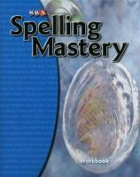 Spelling Mastery Level C, Student Workbook