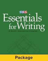 SRA Essentials for Writing Teacher Materials Package - EXPRESSIVE WRITING (Book)