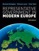 Representative Government in Modern Europe (Paperback)