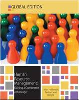 Human Resource Management: Gaining a Competitive Advantage (Paperback)