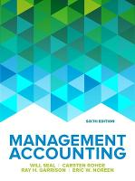 Management Accounting, 6e
