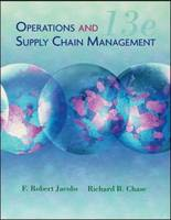 Operations and Supply Management with Connect Plus (Hardback)