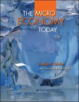 The Micro Economy Today (Paperback)
