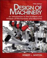 Design of Machinery with Student Resource DVD (Hardback)