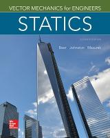 Vector Mechanics for Engineers: Statics (Hardback)