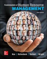 Fundamentals of Human Resource Management (Paperback)