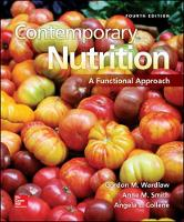 Contemporary Nutrition: A Functional Approach (Paperback)