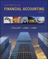 Fundamentals of Financial Accounting (Hardback)