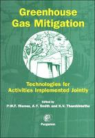Greenhouse Gas Mitigation: Technologies for Activities Implemented Jointly (Hardback)