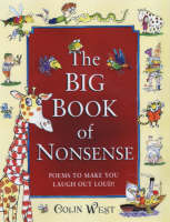 The Big Book of Nonsense: Poems to Make You Laugh Out Loud (Hardback)