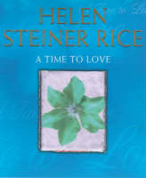 A Time To Love (Hardback)