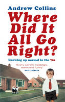 Where Did It All Go Right?: Growing Up Normal in the 70s (Paperback)