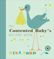 My Contented Baby's Record Book (Hardback)