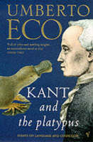 Kant And The Platypus (Paperback)