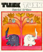 Tusk, Tusk - A Sparrow book (Paperback)
