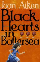 Black Hearts in Battersea - The Wolves Of Willoughby Chase Sequence (Paperback)