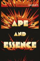 Ape and Essence (Paperback)