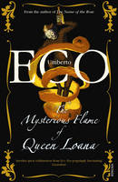 The Mysterious Flame Of Queen Loana (Paperback)