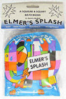 Elmer's Splash - Elmer's Bath Books (Bath book)