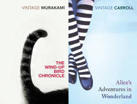 Vintage Fantasy: Alice's Adventures in Wonderland & The Wind-up Bird Chronicle