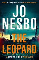 The Leopard: Harry Hole 8 - Harry Hole 8 (Paperback)